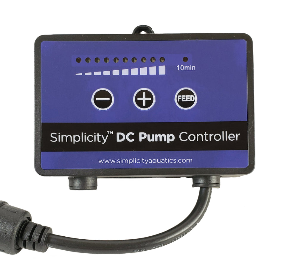 Simplicity 1000DC Return Pump 1,000GPH