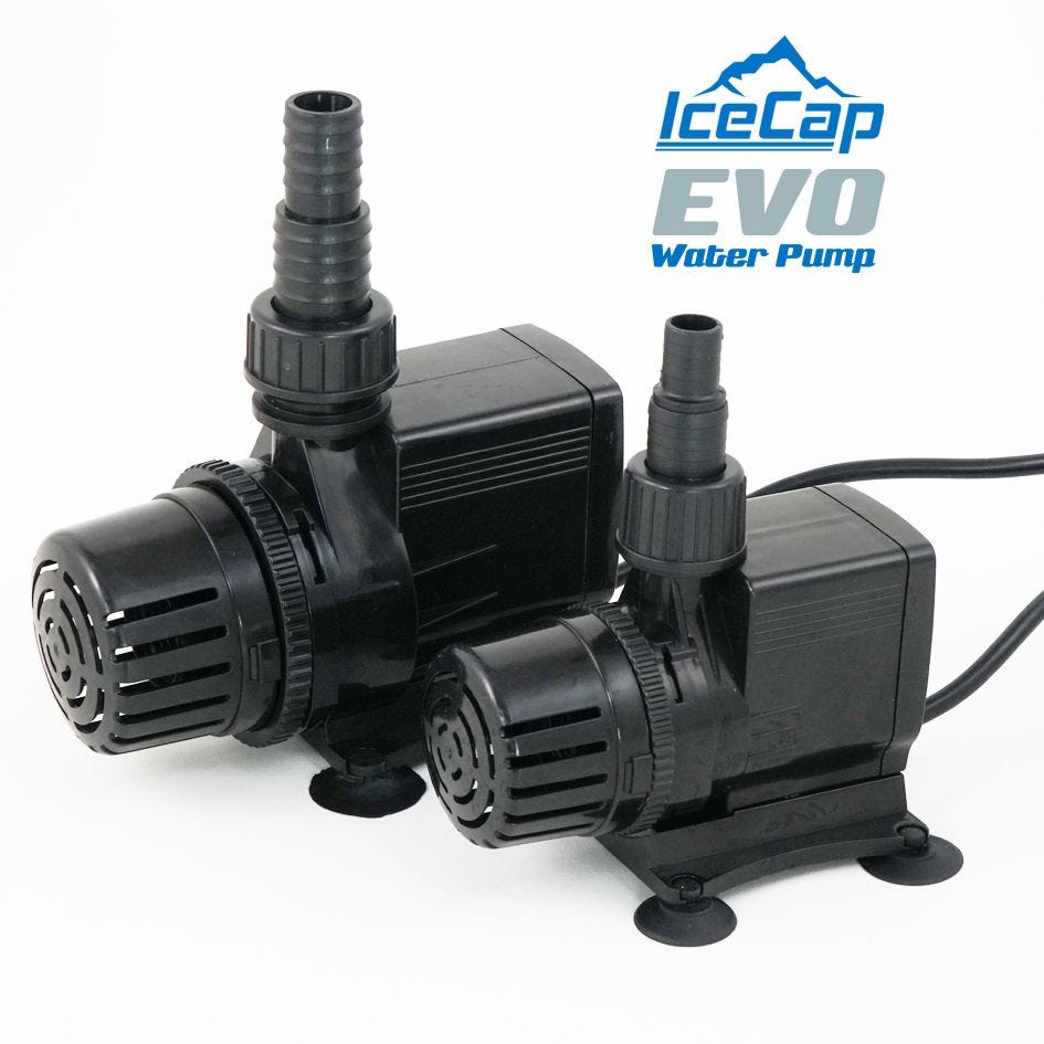 IceCap EVO Water Pumps