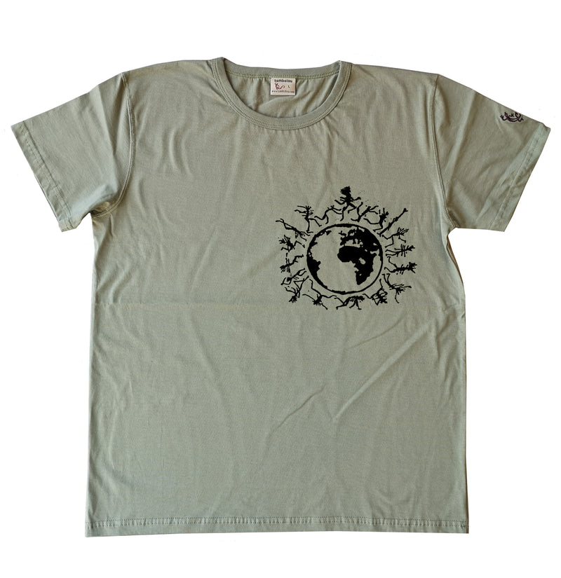 "T-shirt "" one people """