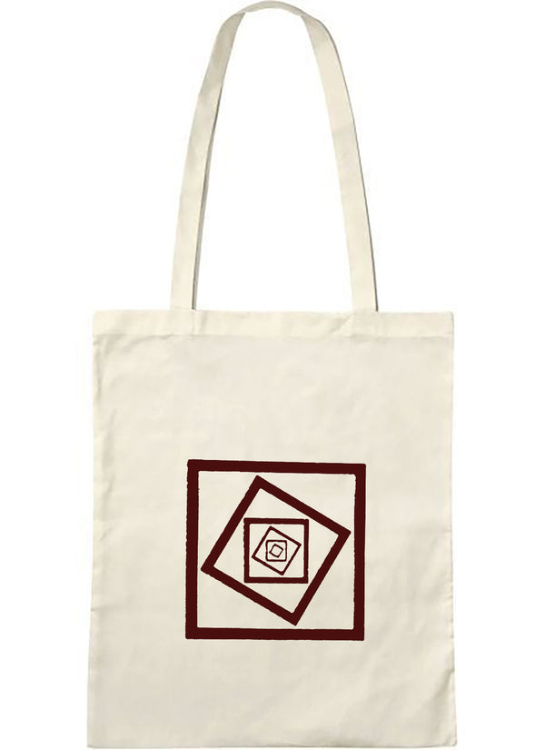 tote bag naturel puit brun