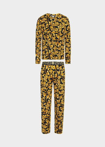 Versace Baroque Loungewear Set