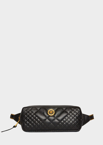 Versace Quilted Icon Belt Bag