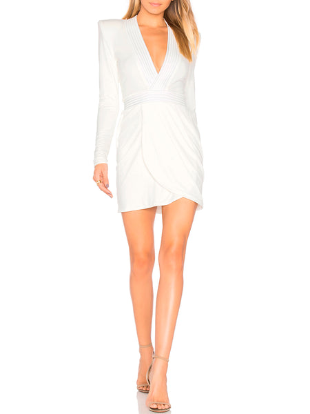 ZHIVAGO Eye On Horus Mini Dress