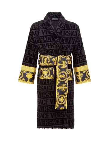 Versace I ♡ BAROQUE Bathrobe