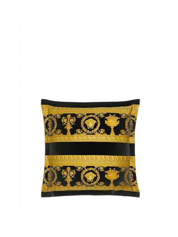 Versace I ♡ Baroque Reversible Pillowcase