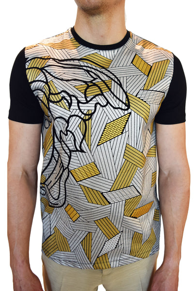Versace Collection Ugly Medusa T-Shirt