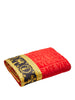 Versace Jacquard Towel Red
