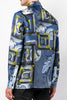 Versace Collection Printed Silk Shirt
