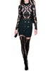 Alice McCall Sheer Baroque Top