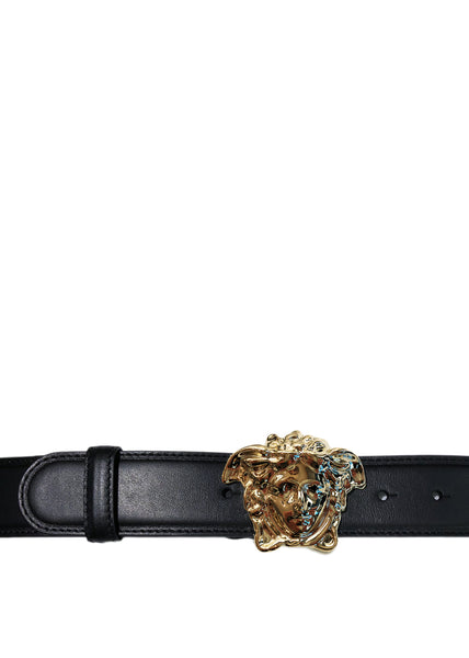 Versace Medusa Buckle Belt