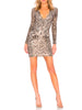 Shanina Sequin Mini Dress