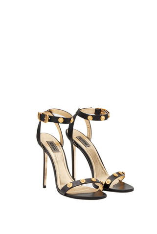 Versace Tribute Studded Sandals