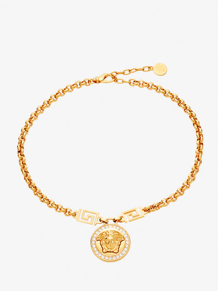 Versace Icon Medusa Necklace