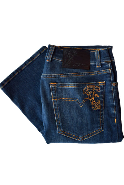 Versace Collection Stretch Denim Trend