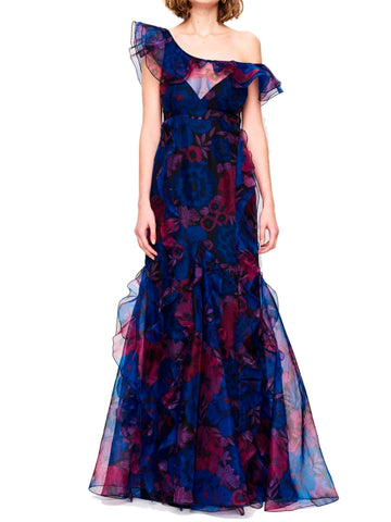 Alice McCALL Flora Gown