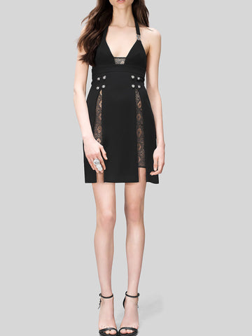 Versus Versace Mini Halter Dress