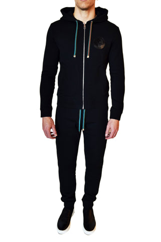 Versace Collection Cotton Fleece Pants