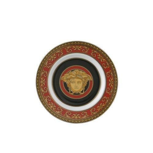 Bread & Butter Plate, 7 inch | Medusa Red