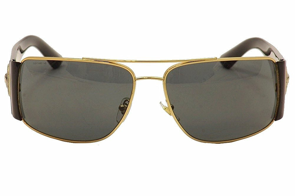 c22d77621f Versace sunglasses style VE2163 Black.