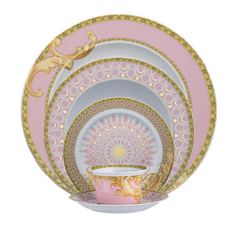 Byzantine Dreams, 5pcs place setting
