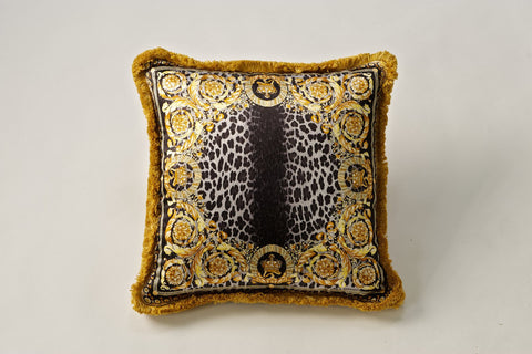 Versace Pillow (50cm x 50cm), 100% Silk (available in 3 colors)