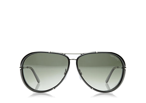 Tom Ford Eyewear TF109 Polarized Gunmetal
