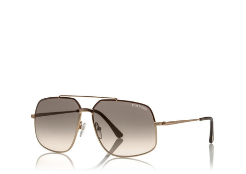Tom Ford Eyewear TF439 Dark Brown