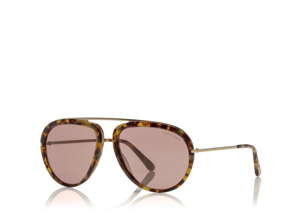 Tom Ford Eyewear TF452 Havana/Pink