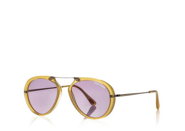 Tom Ford Eyewear TF473 Honey