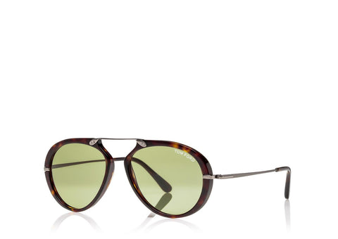 Tom Ford Eyewear TF473 Havana