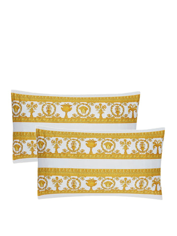 Versace I ♡ Baroque Pillowcases King, Set of 2