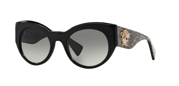 Versace Eyewear VE4297 Black Glitter