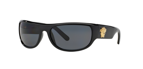 Versace Eyewear VE4276 Black Polarized