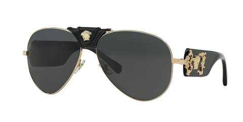 Versace Eyewear VE2150 Black