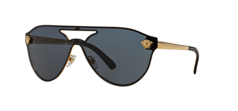 Versace Eyewear VE2161 Black Gold