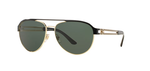 Versace Eyewear VE2165 Gold Black