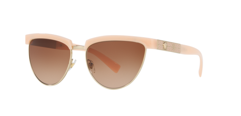 5a7a7d0ebc Versace sunglasses style VE2169 Blush.