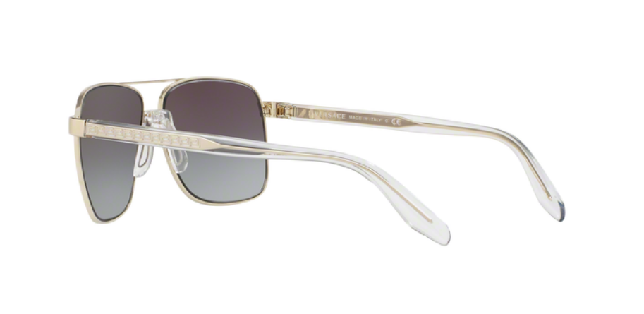 c191f47a0c Versace Eyewear VE2174 Pale Gold