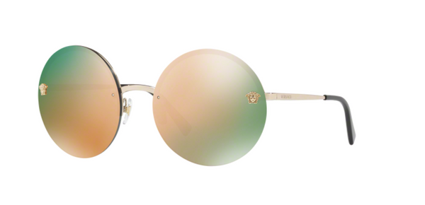 Versace Eyewear VE2176 Rose Mirror