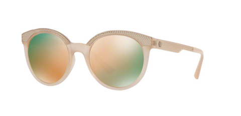 Versace Eyewear VE4330 Rose Gold Mirror