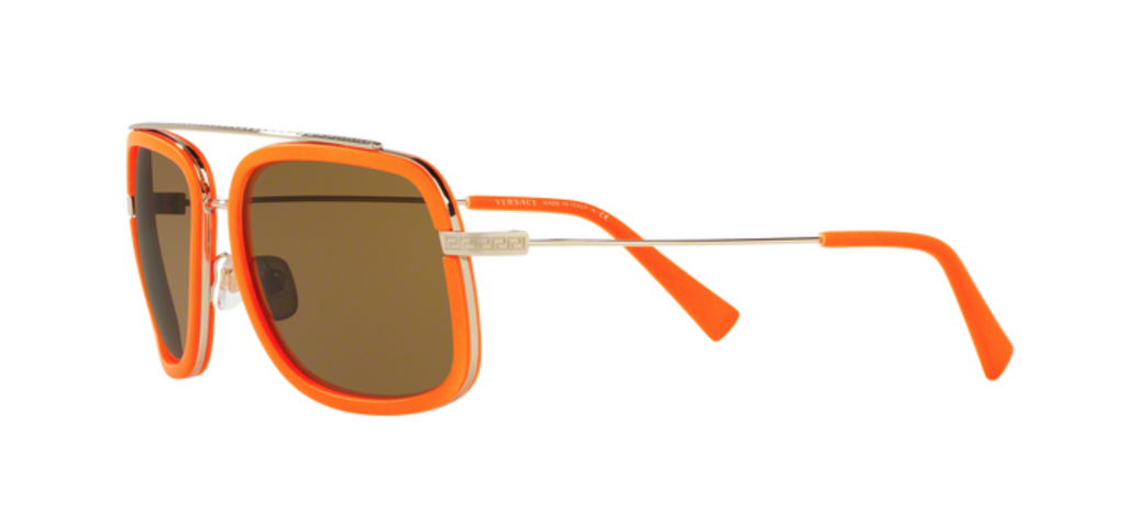 614b71fc55 Versace Eyewear VE2173 V-Fluo Orange