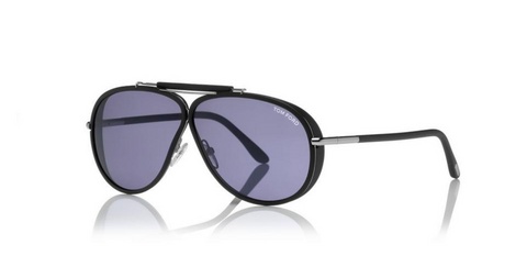 Tom Ford Eyewear TF509 Matte Black Cedric