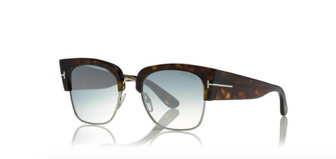 Tom Ford Eyewear TF554 Havana Dakota