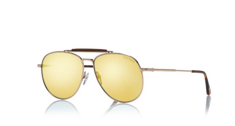 Tom Ford Eyewear TF536 Champagne Sean
