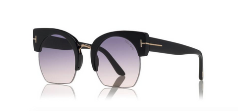 Tom Ford Eyewear TF552 Black Savannah