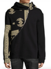 Versace Collection Printed Cotton Hoodie
