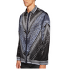 Versace Collection Silk Tassel Shirt