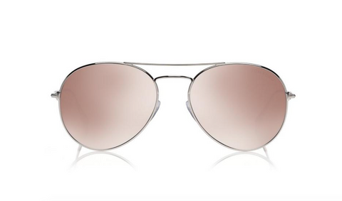 Tom Ford Eyewear TF551 Ace Pink Mirror