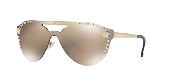 Versace Eyewear VE2161 Mirror Gold