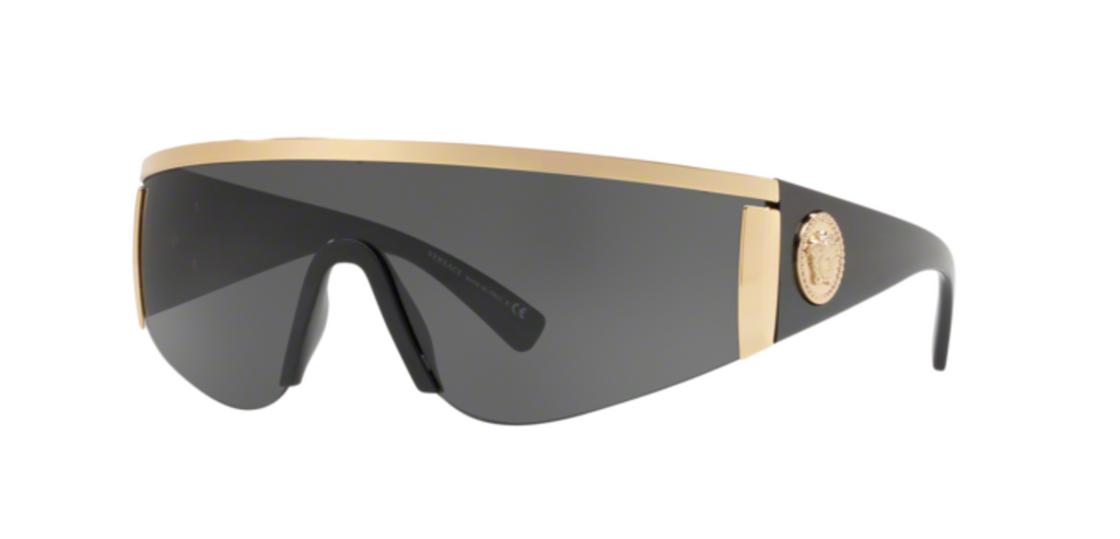 a9d3aca516 Versace sunglasses VE2197. Made in Italy.